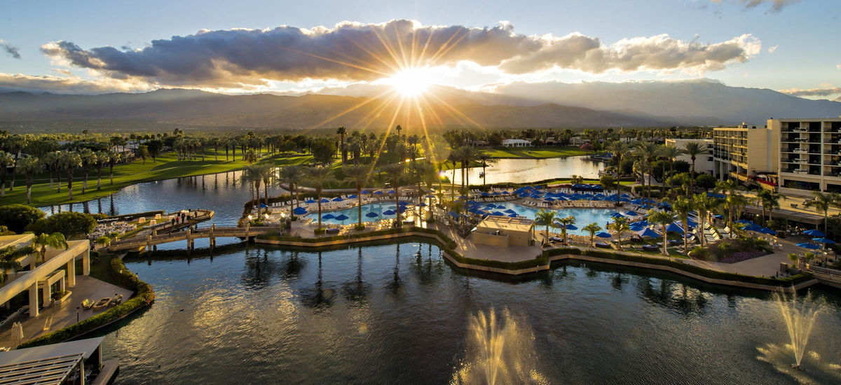 Tom Tabler Chosen As Gm Of The Jw Marriott Desert Springs