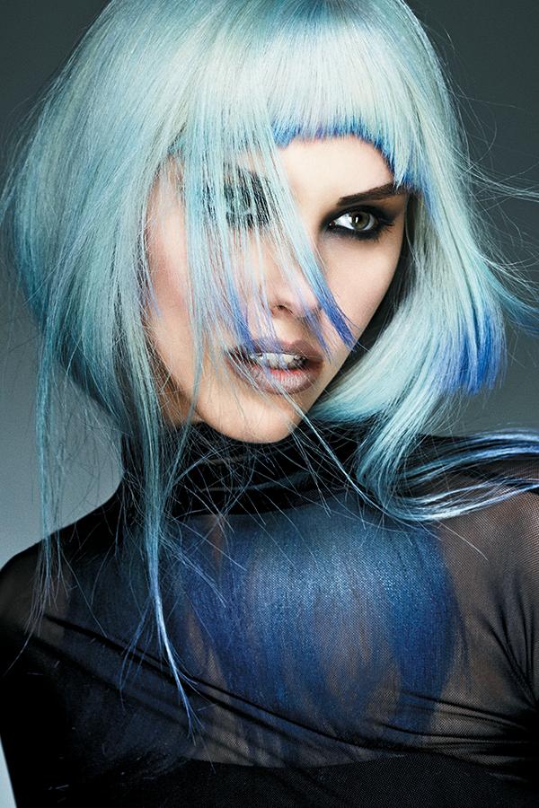 Photography: Richard Miles, Hair: Steven Smart