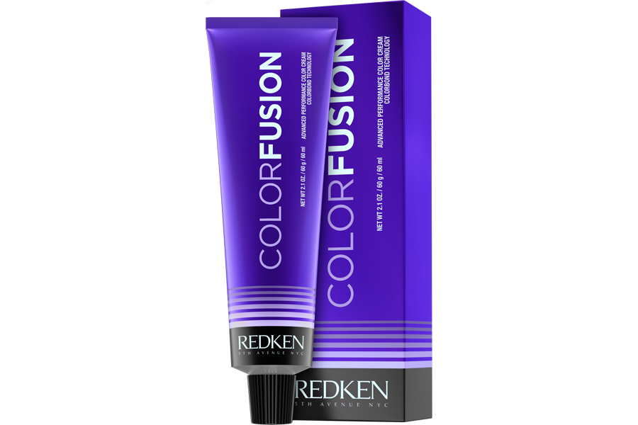 Redken introduces 14 new color fusion shades american salon for 1 2 3 fusion