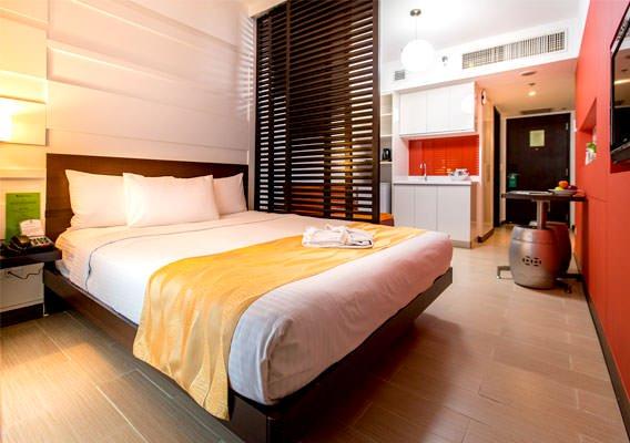 Remington Hotel Manila Rooms