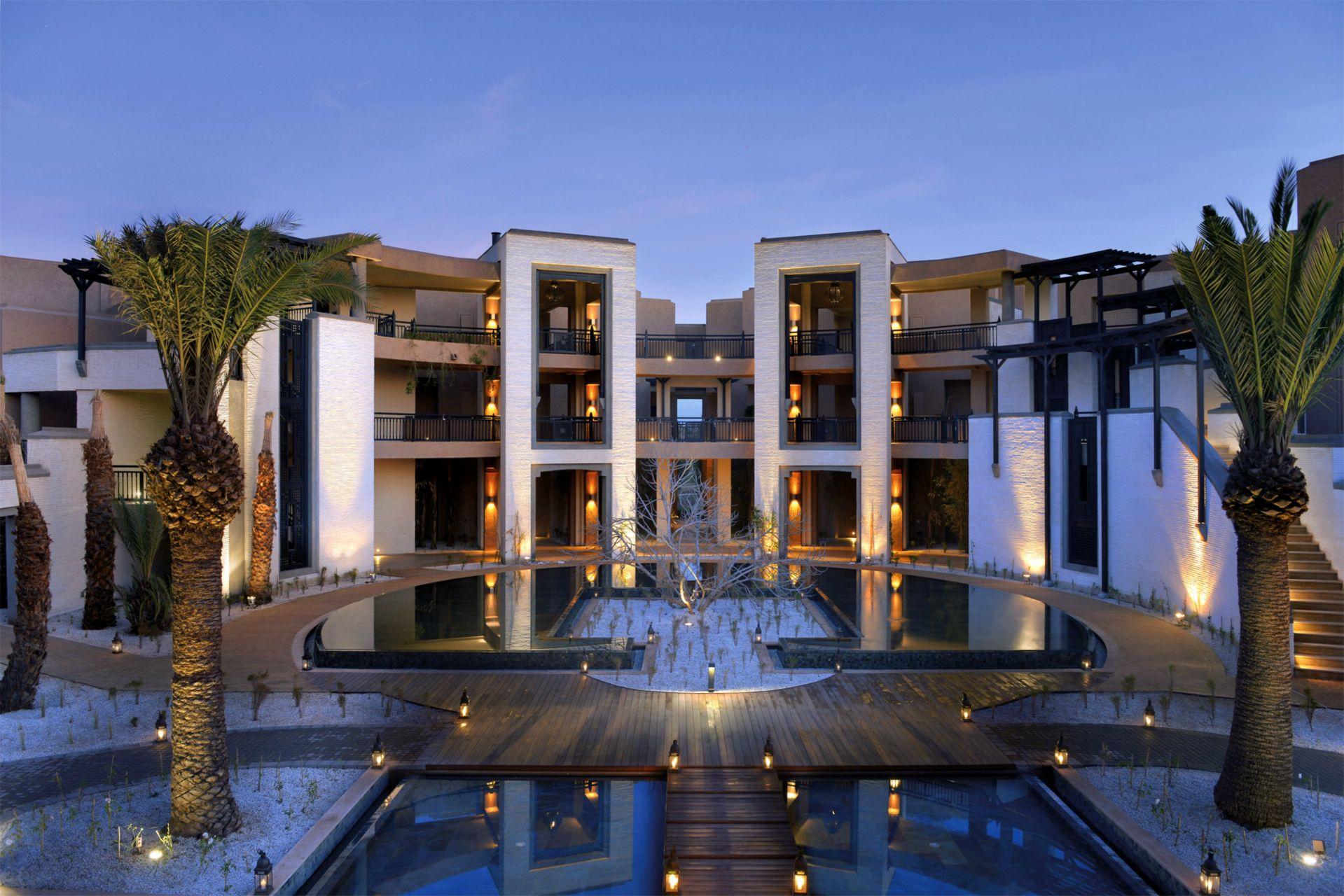 Hotel Du Roi Marrakech