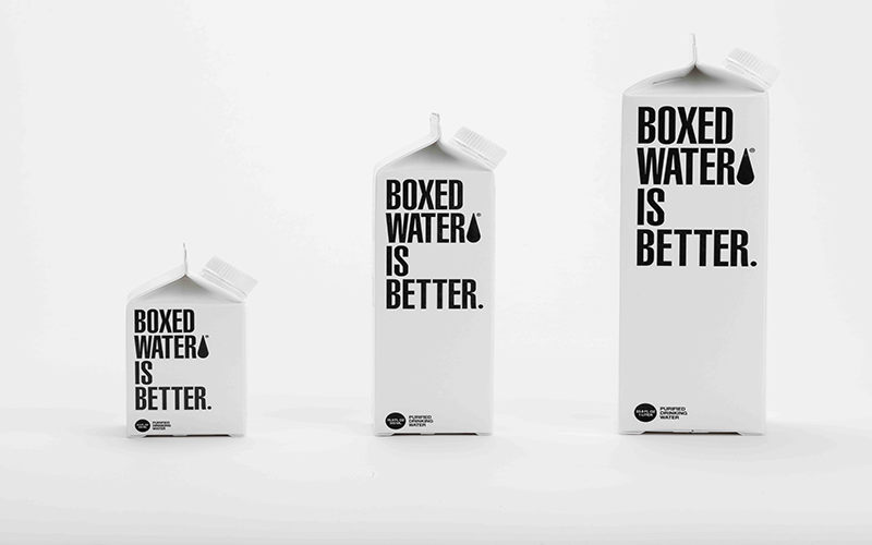 1. Boxed Water