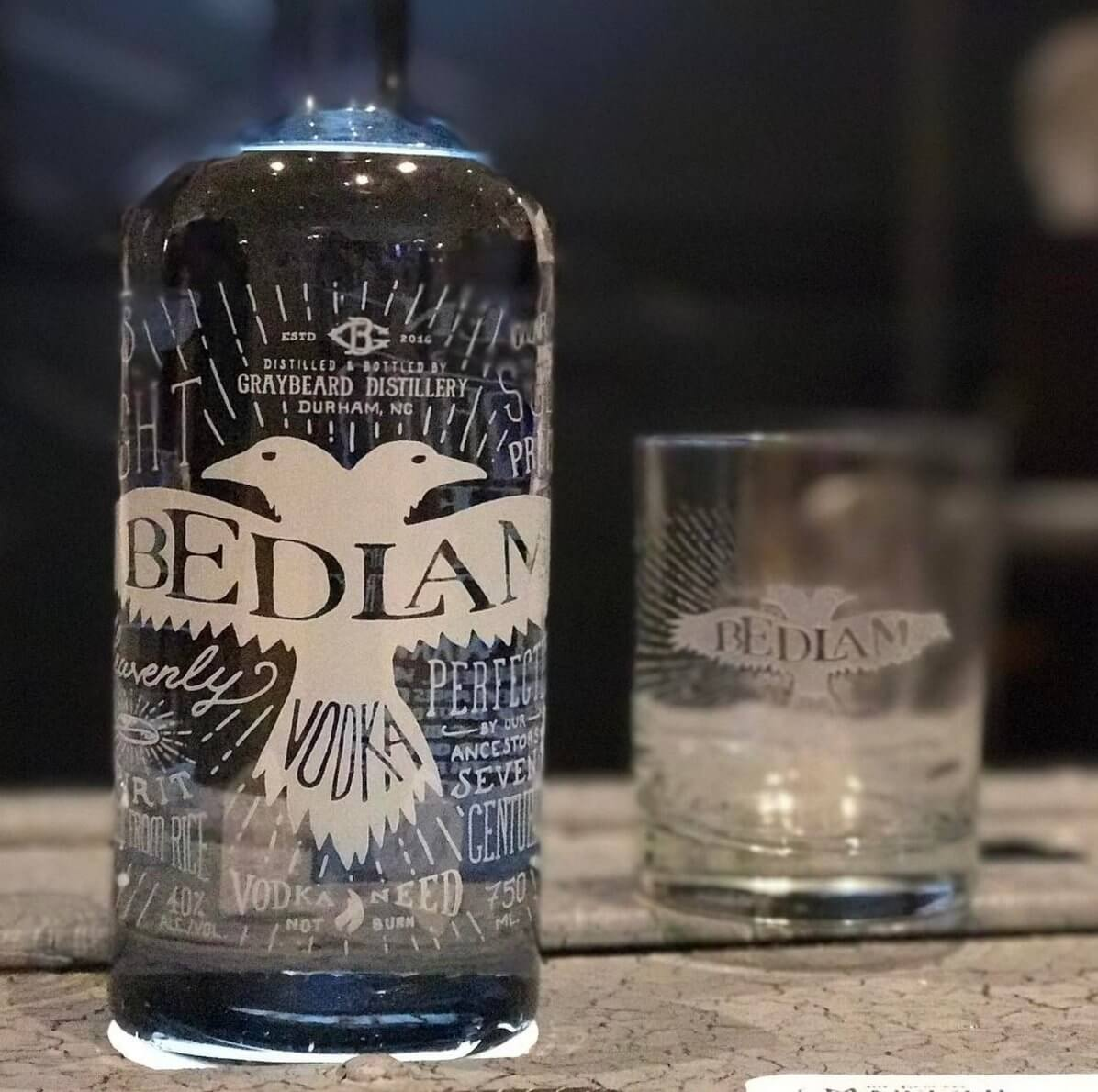 Graybeard Distillery Bedlam Vodka wins at WSWA - What's Shakin' week of May 8, 2017