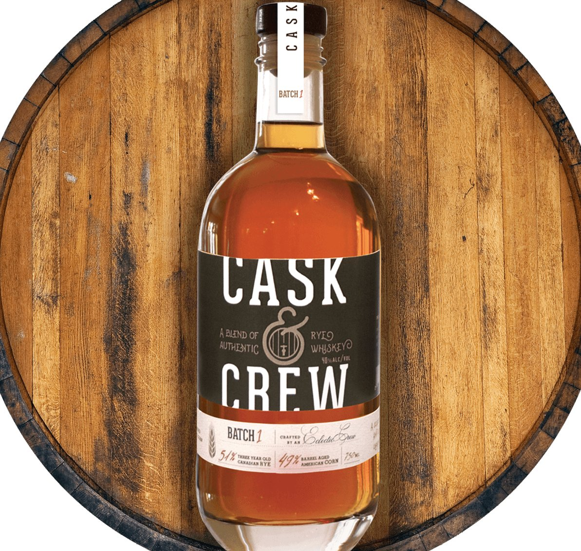 Cask & Crew rye whiskey - What's Shakin' week of May 1, 2017