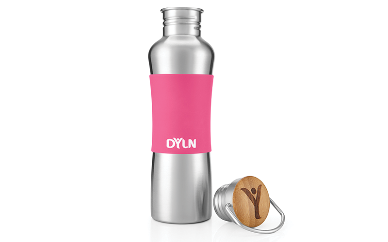 4. DYLN Living Water Bottle
