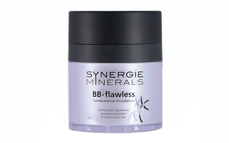 BB Flawless Liquid Mineral Foundation, Synergie Minerals