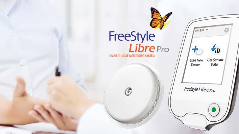 Abbott's FreeStyle Libre Pro