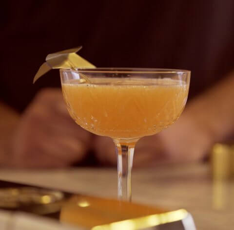 The Paper Plane ​cocktail - World Whiskey Day 2017 recipes