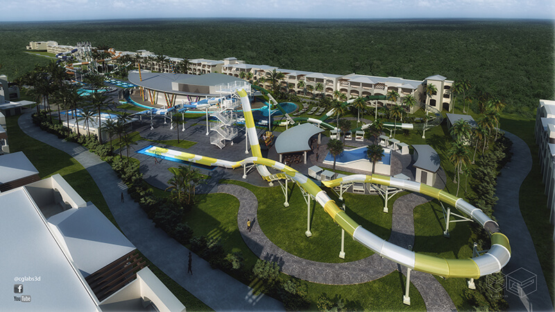 Hotel Grand Moon Palace Cancun