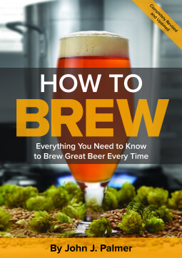 How to Brew book by John Palmer - What's Shakin' week of May 1, 2017