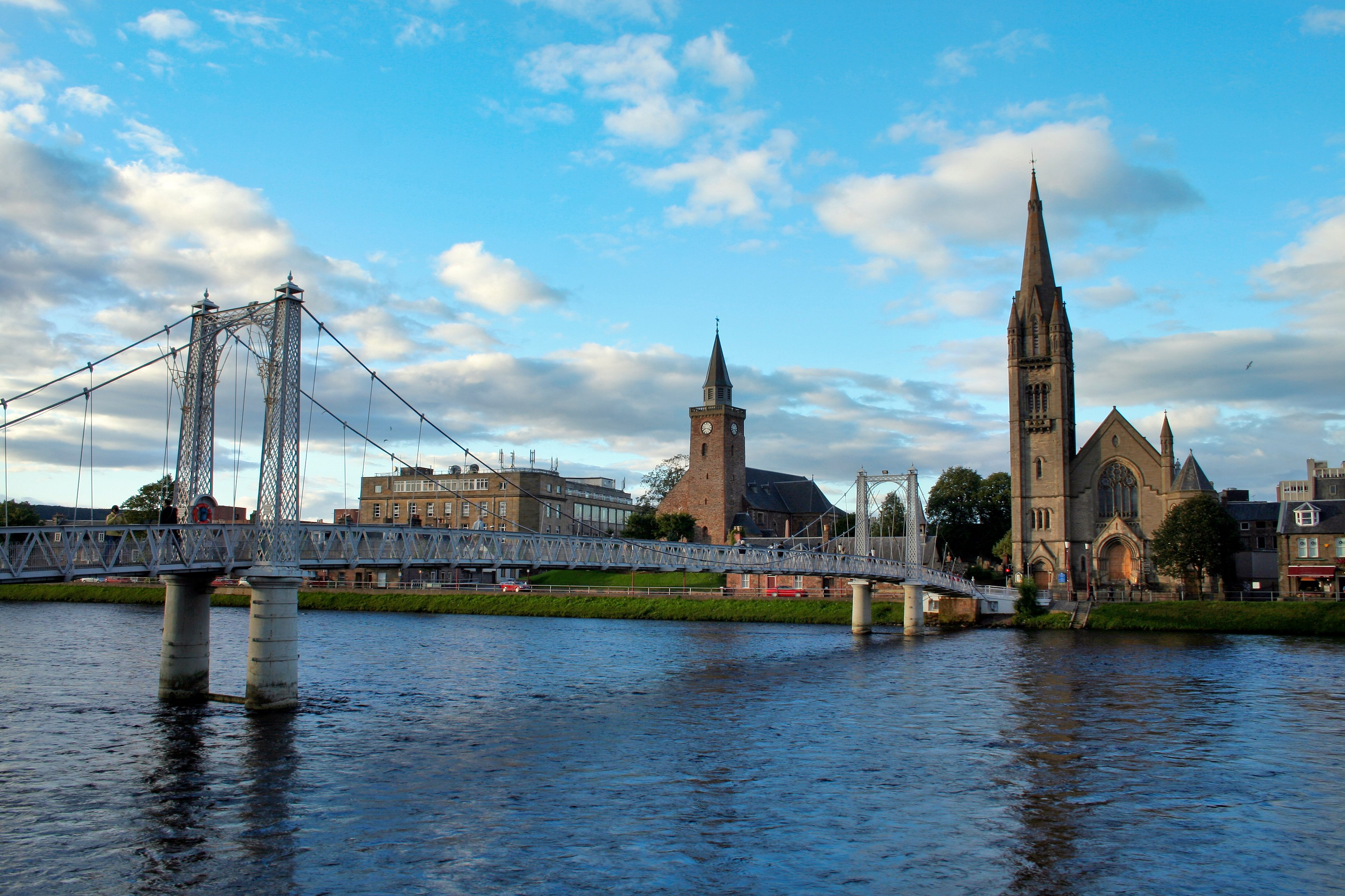 Colliers Calls Inverness The Top Spot In Scotland For