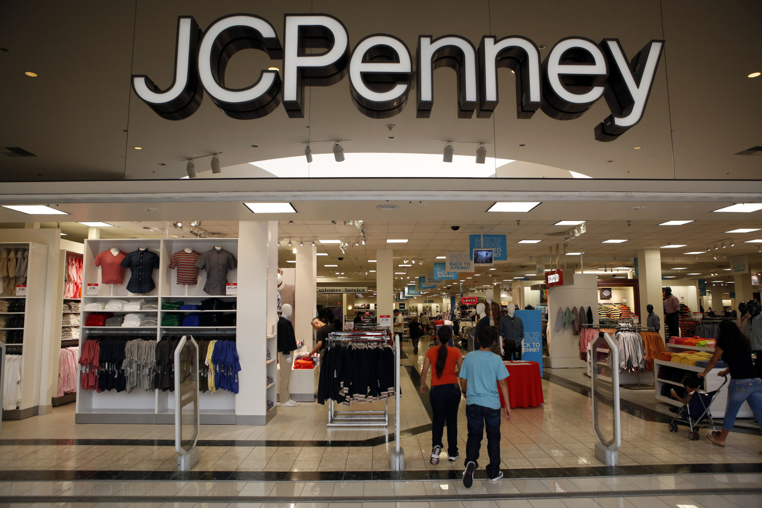 To acquire Jc store penney opening picture trends