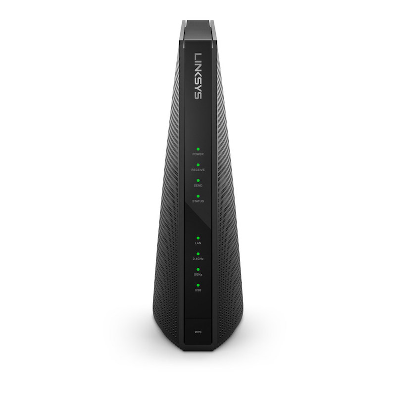 Comcast Compatible Modem Router >> Linksys debuts combo DOCSIS 3.0 modem/Wi-Fi router, takes aim at Comcast and Charter leasing ...