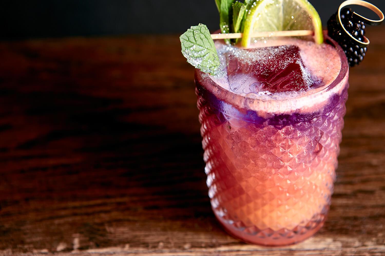 Mai Tai Unigroni Negroni cocktail from Leyenda - 9 #negroniweek riffs