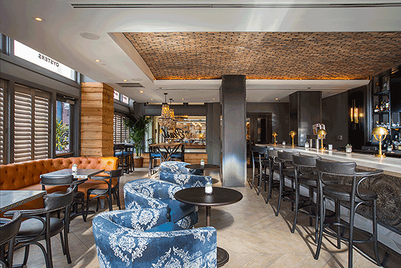 H d hospitality design helms redesign rebranding of sam