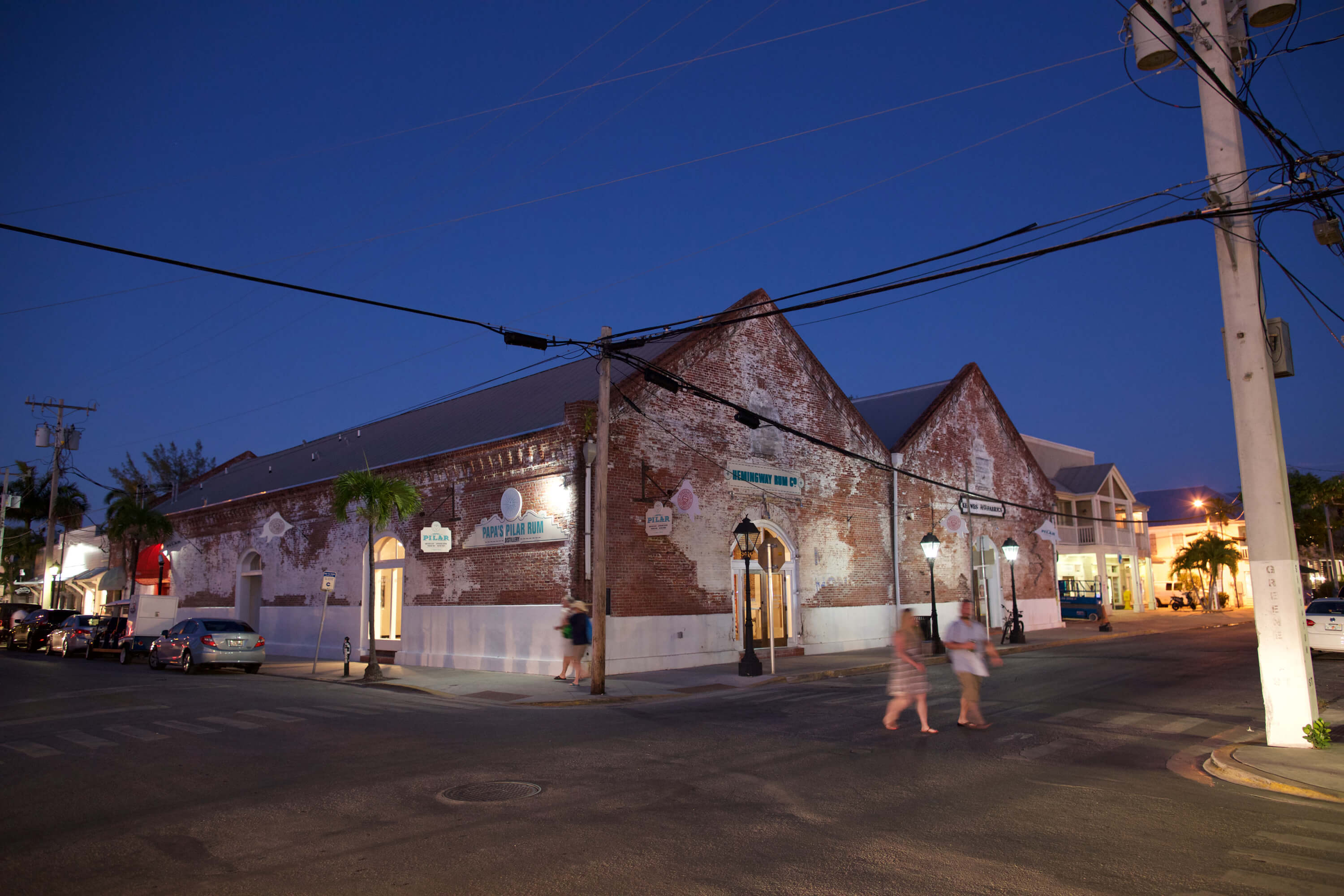 Papa's Pilar Rum Distillery & Experience Center Key West - What's Shakin' week of May 15, 2017