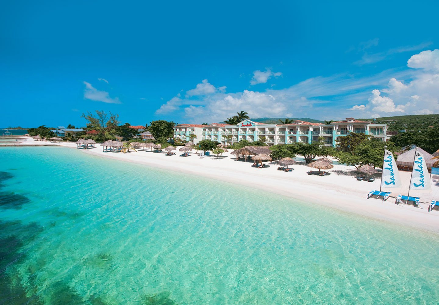 Sandals Resorts reportedly seeking potential sale  Hotel