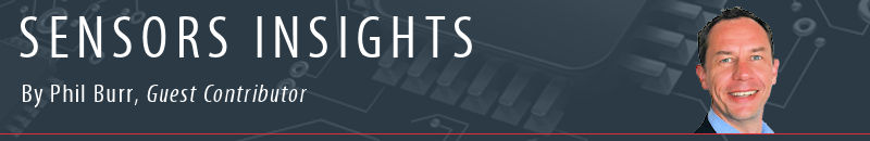 Sensors Insights by Phil Burr