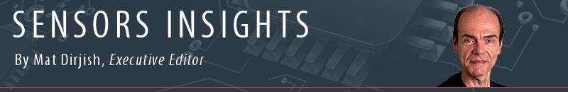 Sensors Insights by Mat Dirjish