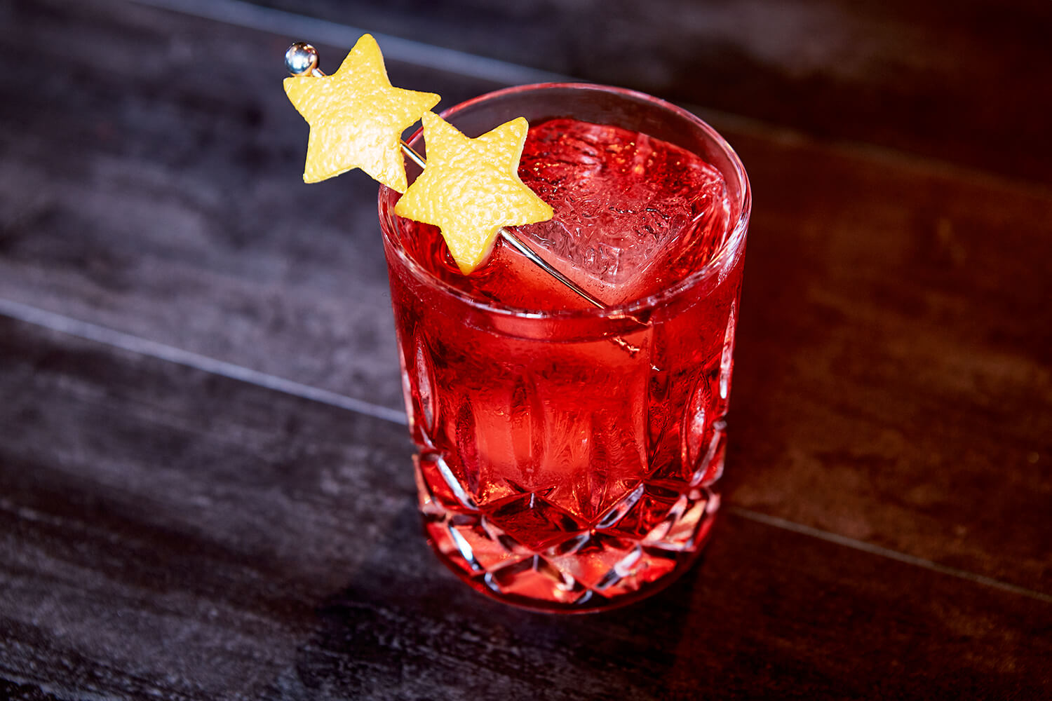 The Red Planet Negroni from The NoMad - 9 #negroniweek riffs