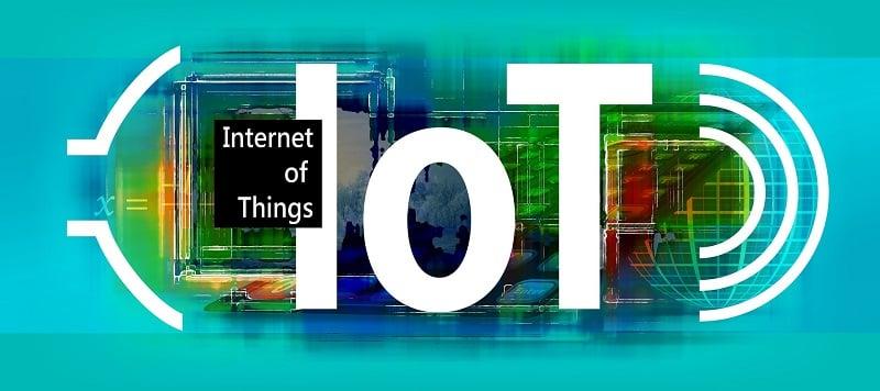IoT Security - Magazine cover