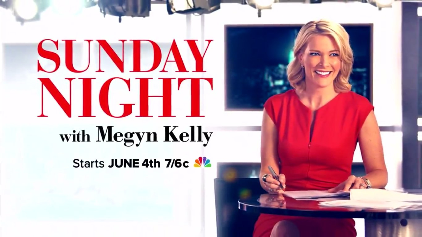 NBC's Megyn Kelly lands Putin interview for newsmagazine