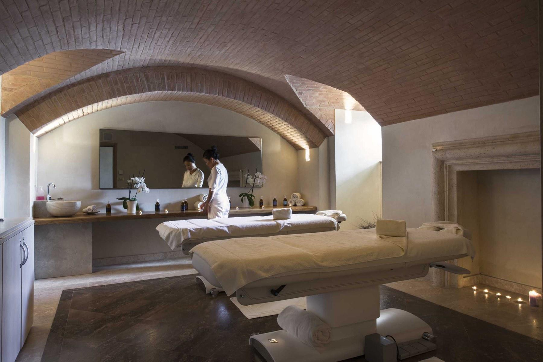 Oli Spa at Castello di Velona Resort, Thermal Spa and Winery