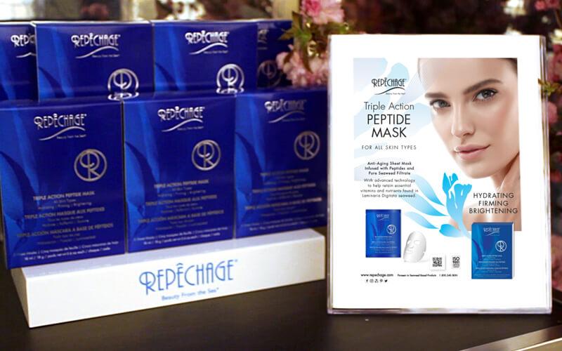 Repêchage Triple Action Peptide Mask