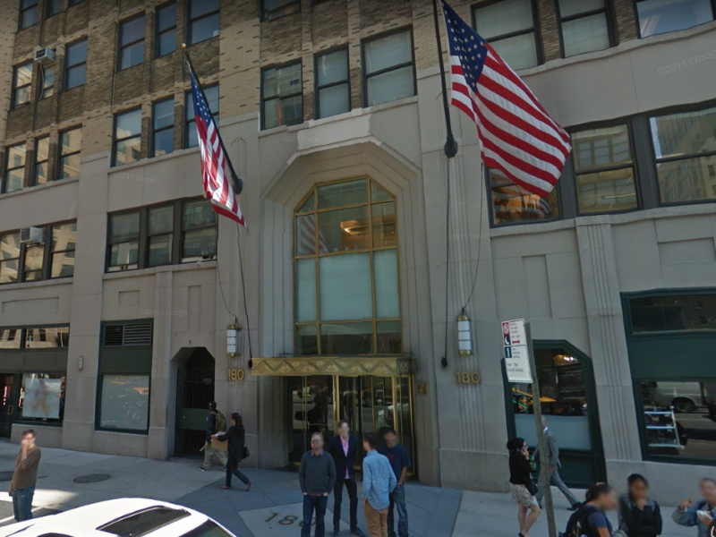 Incubator at 180 Varick Street will house lab and office space for up to 35 startups