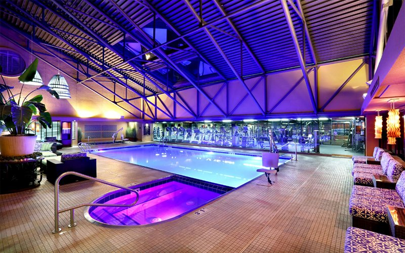 Rooms: The Cool Pool Of The Week: Amway Grand Plaza Hotel In