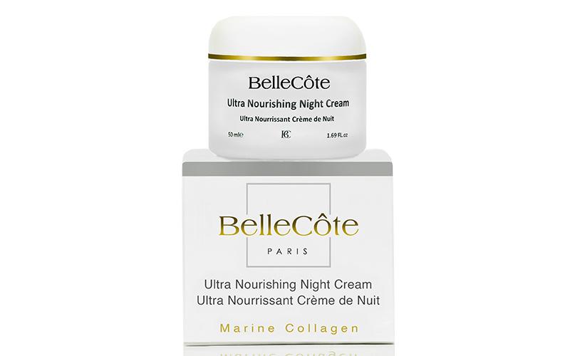 Ultra Nourishing Night Cream by BellêCote Paris