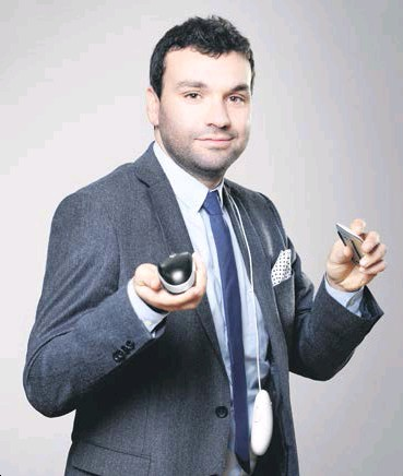 ContentSquare's CEO, jonathan cherki