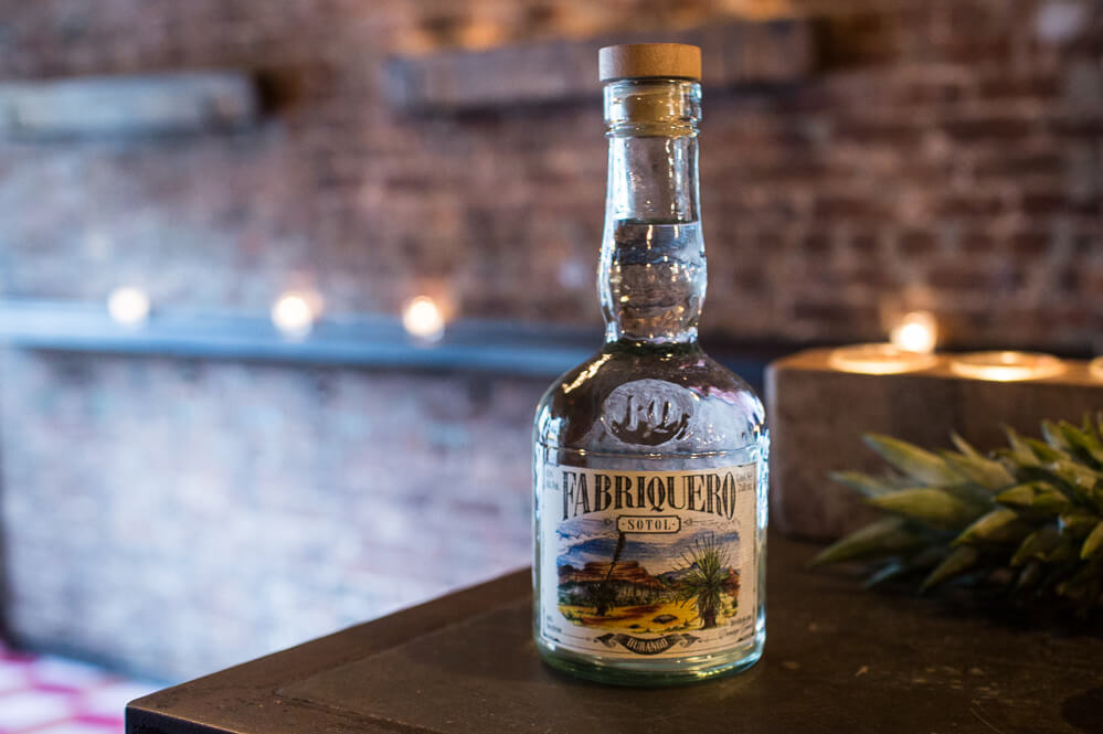 Fabriquero Sotol Durango launches in the United States - What's Shakin' week of June 19