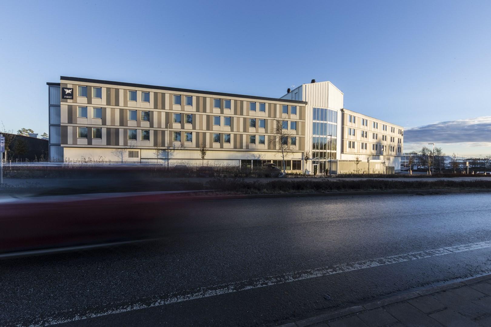 First Hotel Arlanda Airport, Stockholm, Sweden