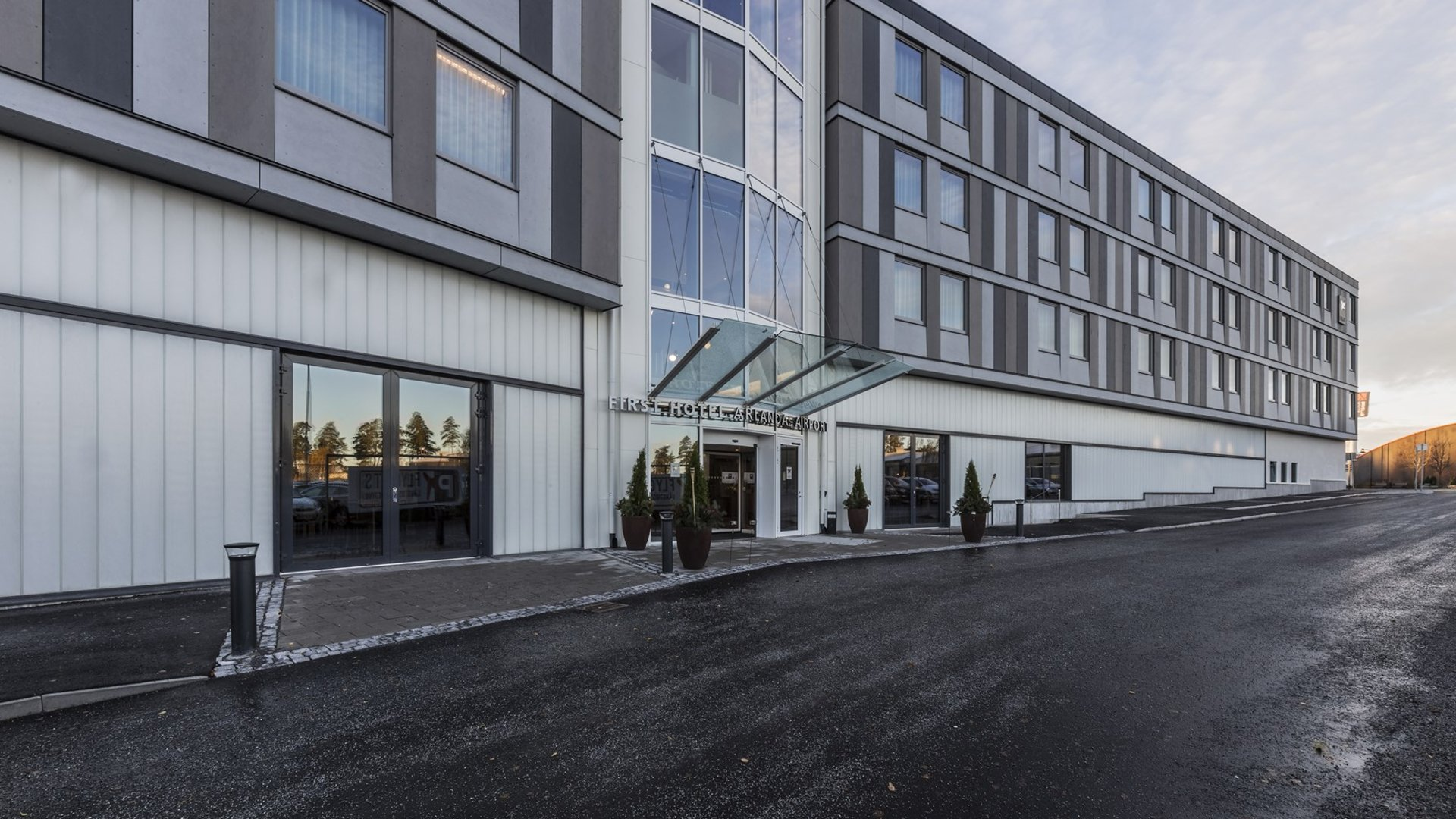 behind the scenes of the first hotel arlanda airport 39 s