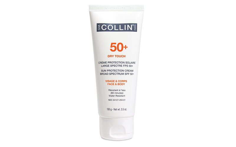Dry Touch Sun Protection Cream Broad Spectrum SPF 50+ by G.M. Collin