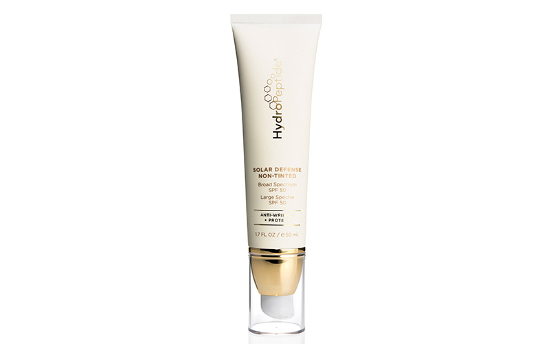 Solar Defense Non-Tinted Broad Spectrum SPF 50 by HydroPeptide