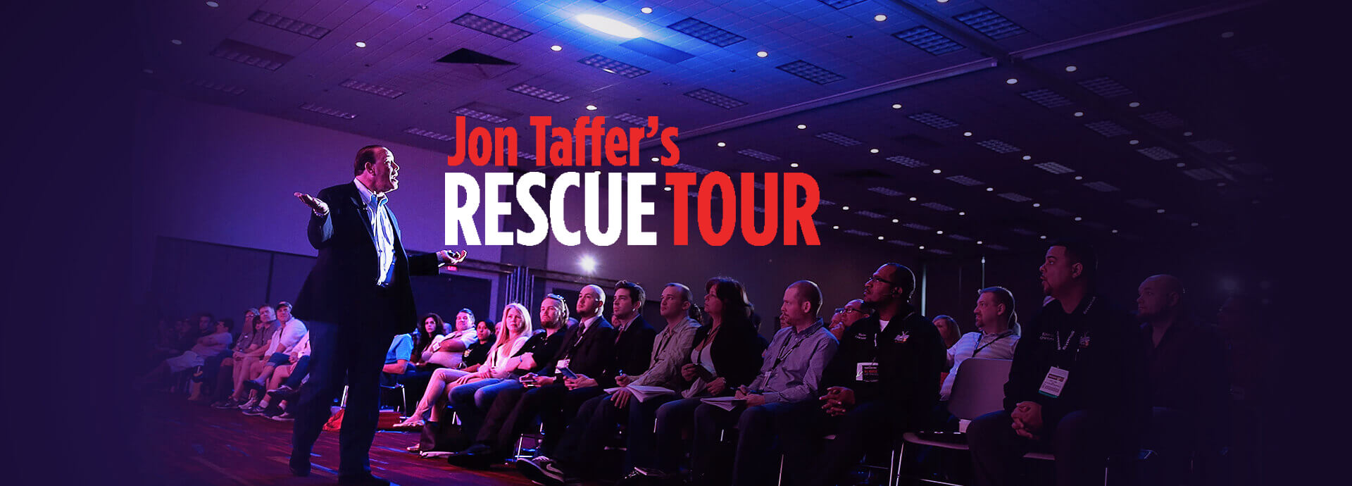 Jon Taffer and TouchTunes partner for Rescue Tour - What's Shakin' week of June 19
