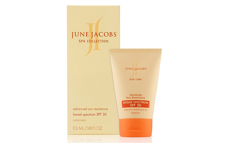 Advanced Sun Resistance Broad Spectrum SPF 30 by June Jacobs