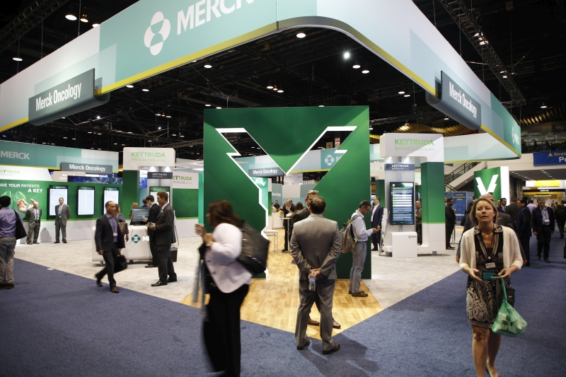Merck oncology at ASCO