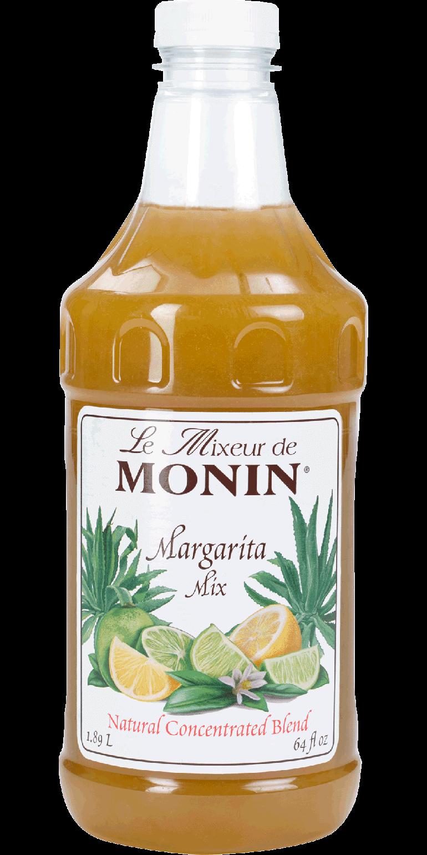 Monin Margarita Mix is all-natural, vegan, gluten free and GMO free - What's Shakin' week of June 19
