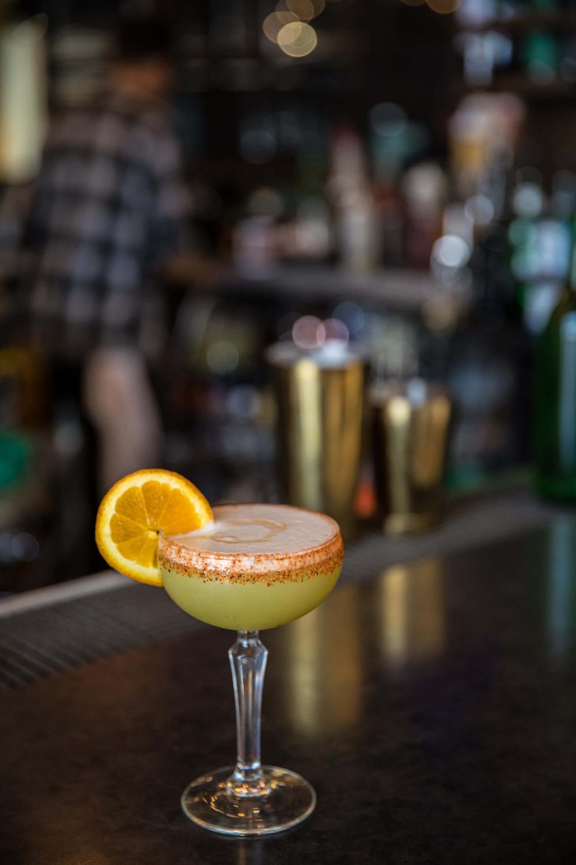 Morning Margarita cocktail - Avocado cocktail recipes