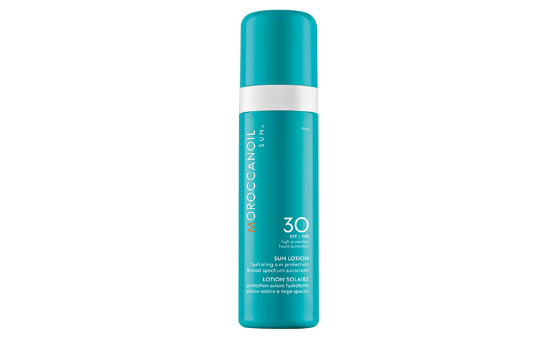 SPF 30 Sun Lotion by MoroccanOil Sun