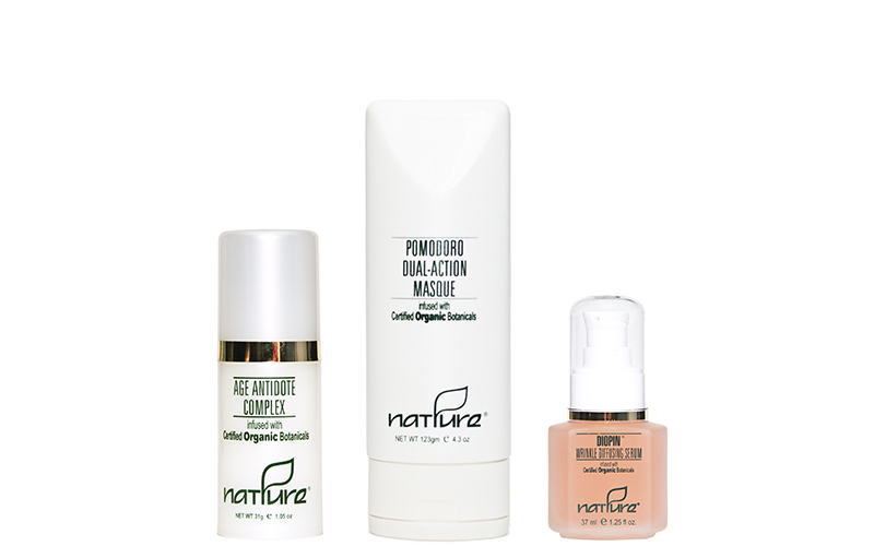 Tomato Age-Defying Trio by Nature Pure Labs
