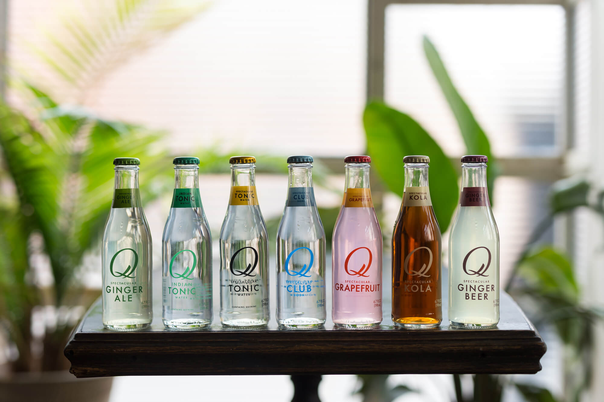 Q Drinks entire range certified non-GMO by the Non-GMO Project - What's Shakin' week of June 5