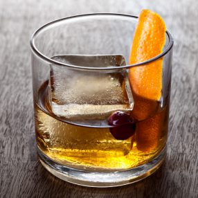 Redemption Whiskey Rye Old Fashioned cocktail - American spirits for 4th of July promotions