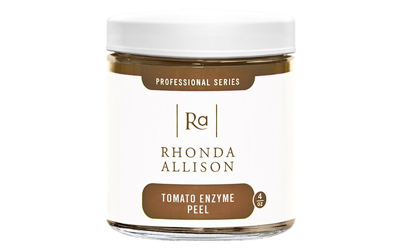 Tomato Enzyme Peel by Rhonda Allison Cosmeceuticals