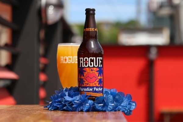 Rogue Ales & Spirits Paradise Pucker sour ale beer - What's Shakin' week of June 5