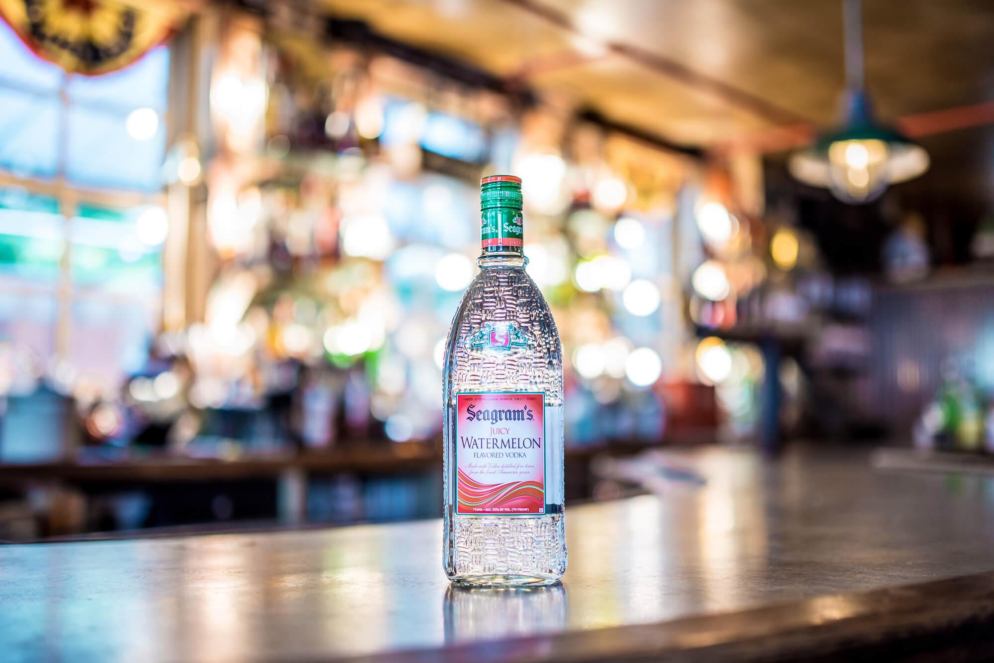 Seagram's Vodka announces Juicy Watermelon Vodka - What's Shakin' week of June 5