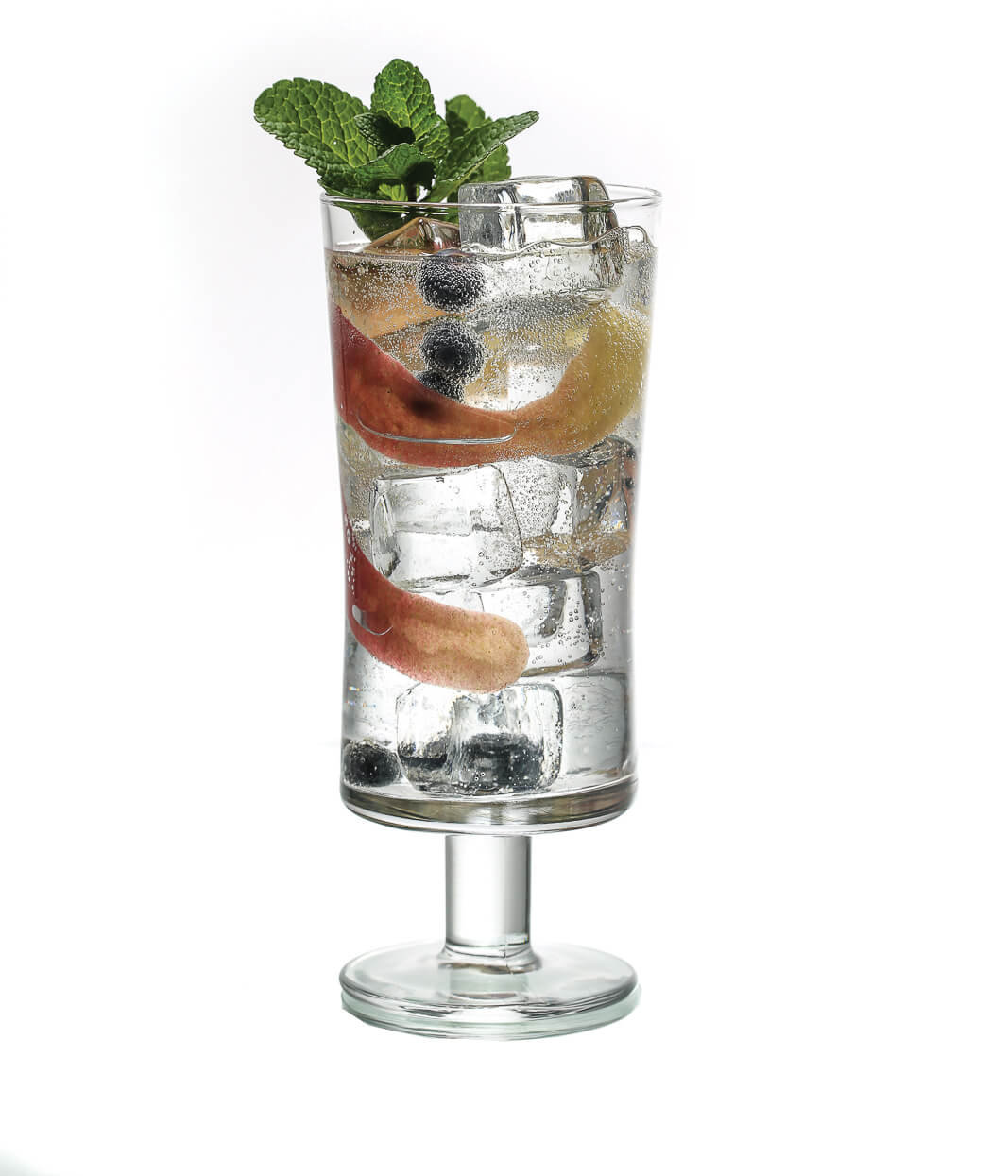 Summer Fruits G&T cocktail recipe - World Gin Day 2017 recipes